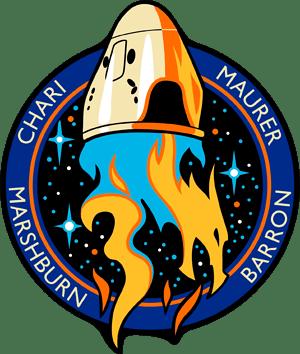 SpX USCV-3 (NASA Crew Flight 3)