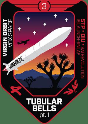 Virgin Orbit Tubular Bells, Part One