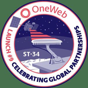 Oneweb 9 Patch