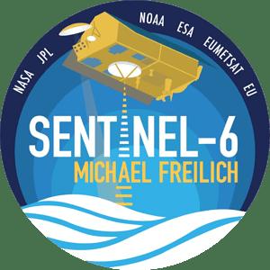 Sentinel-6 ESA NASA Mission Patch