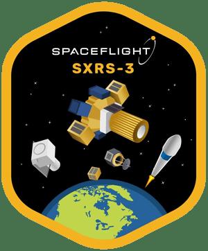 Transporter-1 Spaceflight Mission Patch
