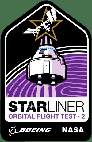 Starliner Orbital Flight Test 2