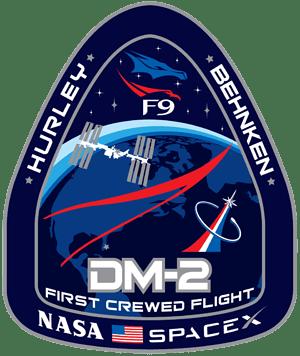 DM-2 NASA Mission Patch