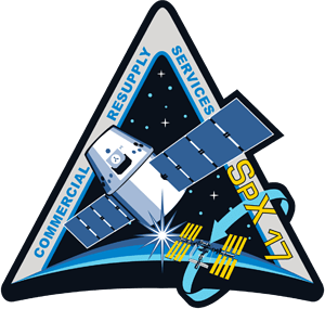 CRS-17 NASA Mission Patch