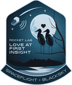 Love At First Insight Patch