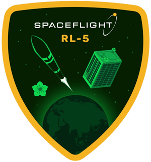 RL-5 Spaceflight Mission Patch