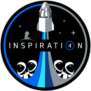 Inspiration4 SpaceX Mission Patch
