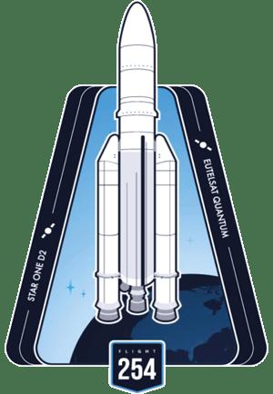 Ariane 5 Star One D2 & Eutelsat Quantum