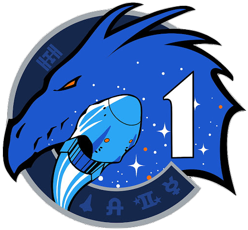 Crew-1 NASA Mission Patch