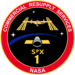 SpaceX CRS-1 Patch.png\ 75x75