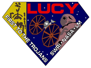Lucy NASA Mission Patch
