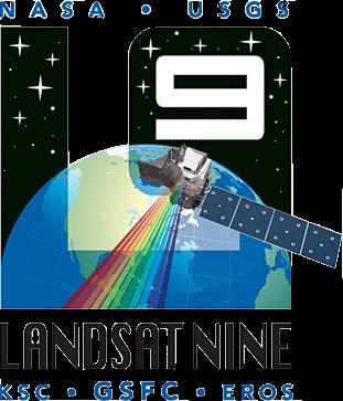 LandSat 9 NASA Mission Patch